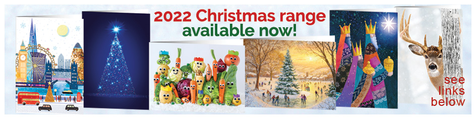 charity cards - charity Christmas cards from 4c